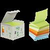 Haftnotizen, Post-it, 6er Block, 76 x 76 mm, farblich sortiert [51205] (nicht mehr lieferbar) [51205]